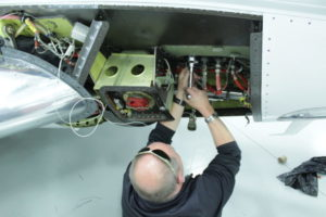 GAT Completes ATG 5000 Installation on the Hawker 4000 Aircraft